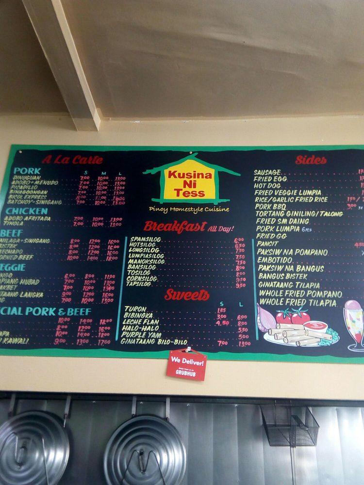 Kusina Ni Tess - Order Food Online - 175 Photos & 247