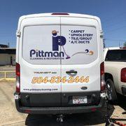 Pittman Cleaning Restoration