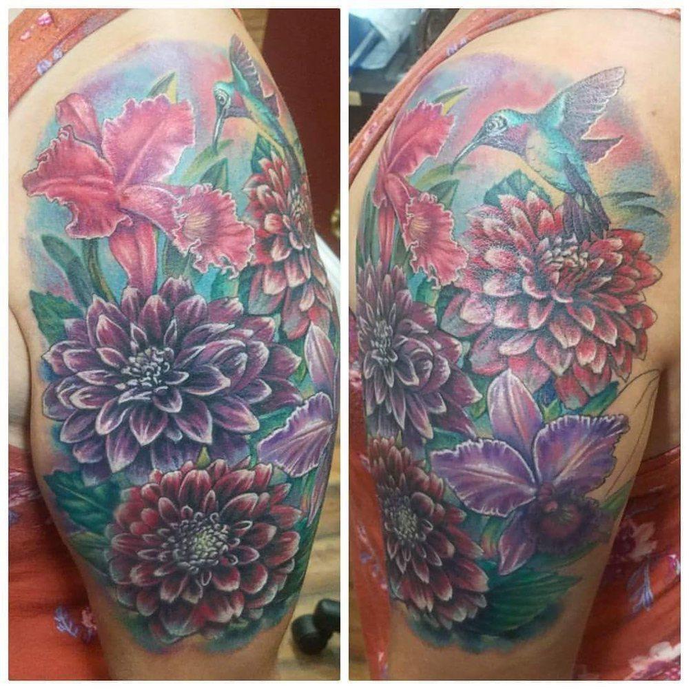 Tattoo Alchemy: 415 N Market St, Frederick, MD