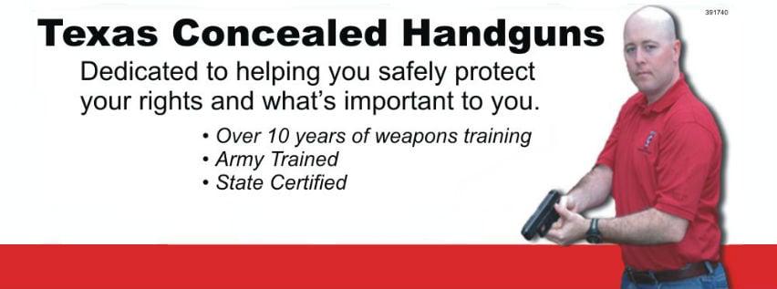 Texas Concealed Handguns: 610 E San Augustine Ave, Deer Park, TX