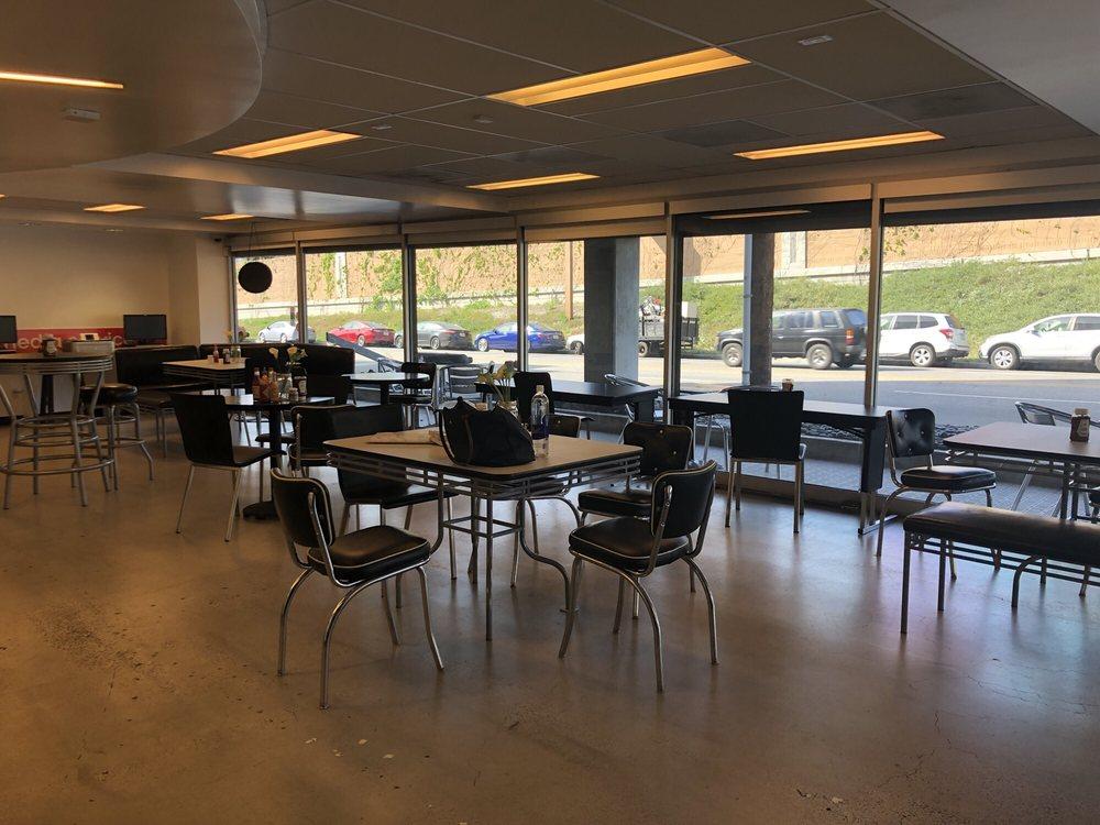 Media Services Cafe