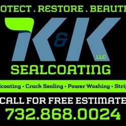 K k sealcoating get quote 14 photos masonryconcrete photo of k k sealcoating middlesex nj united states colourmoves