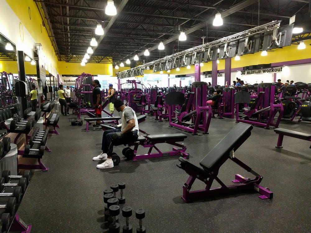 Planet Fitness Elizabeth Gyms 647 Newark Ave