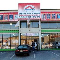 Rhingo Martial Arts Supply - Wholesale Stores - 32 US 46 E, Lodi, NJ