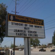 Image result for magnolia high school