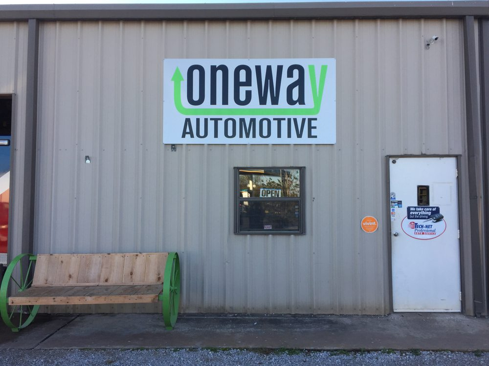OneWay Automotive Service: 40 N Washington St, Ardmore, OK