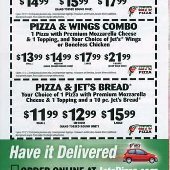 Jet's pizza coupon code