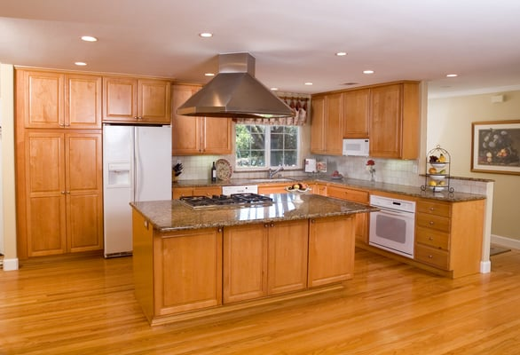 Photo Of Edgewater Cabinets   Boring, OR, United States. Custom All Wood  Maple