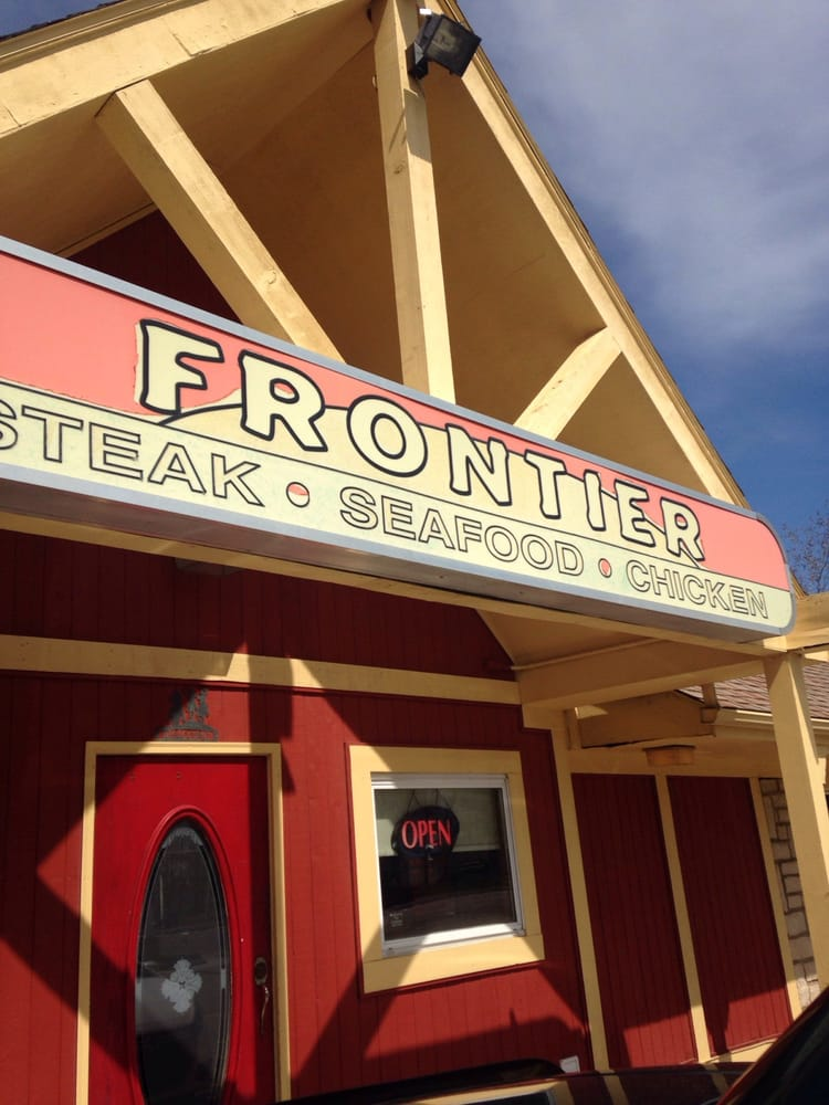 Frontier Steakhouse: 9338 State Ave, Kansas City, KS