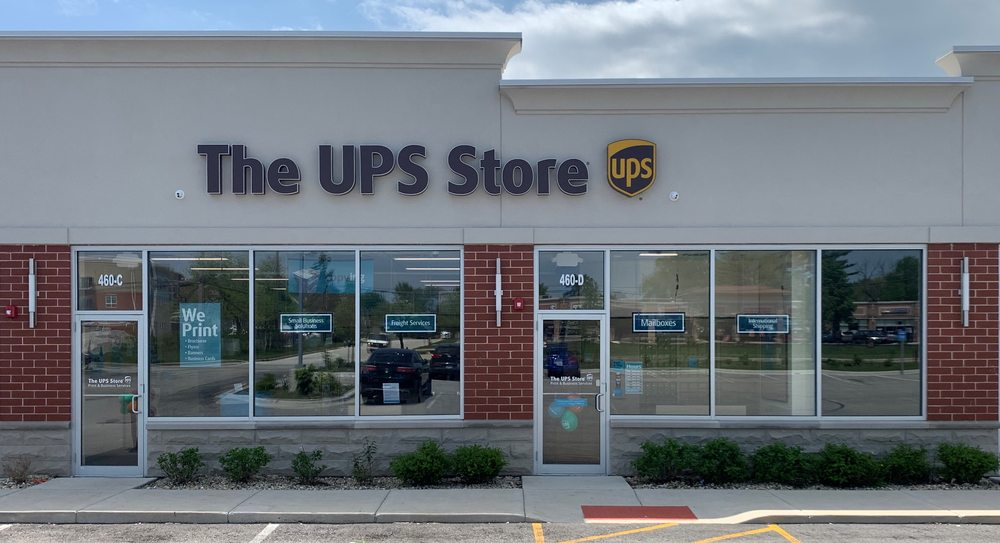 The UPS Store: 460 W Irving Park Rd, Bensenville, IL