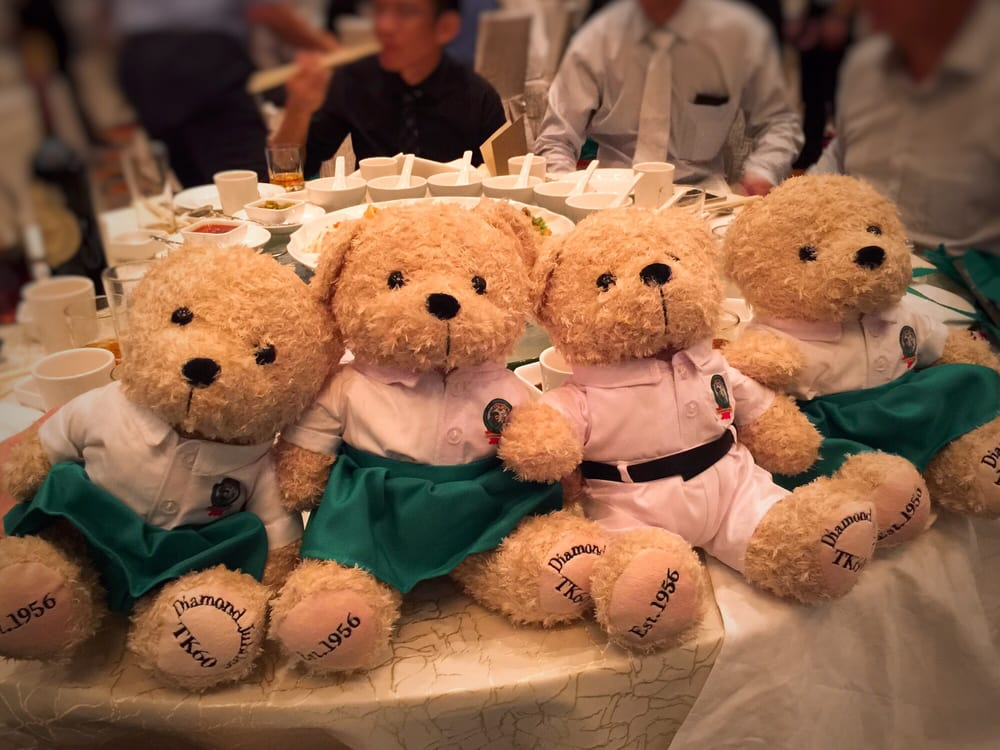 Photo Of Orchard Hotel Singapore   Singapore, Singapore. Love The Cute Teddy  Bears We