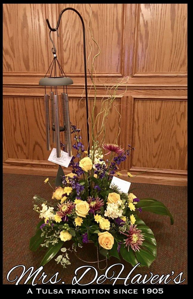 Mrs DeHaven's Flower Shop: 106 E 15th St, Tulsa, OK