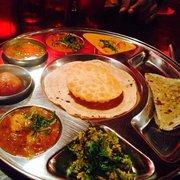 Thali Vegetarian Restaurant Decatur Ga