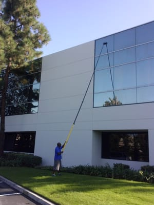 Evans Dynamic Window Cleaning 9852 Katella Ave Anaheim CA