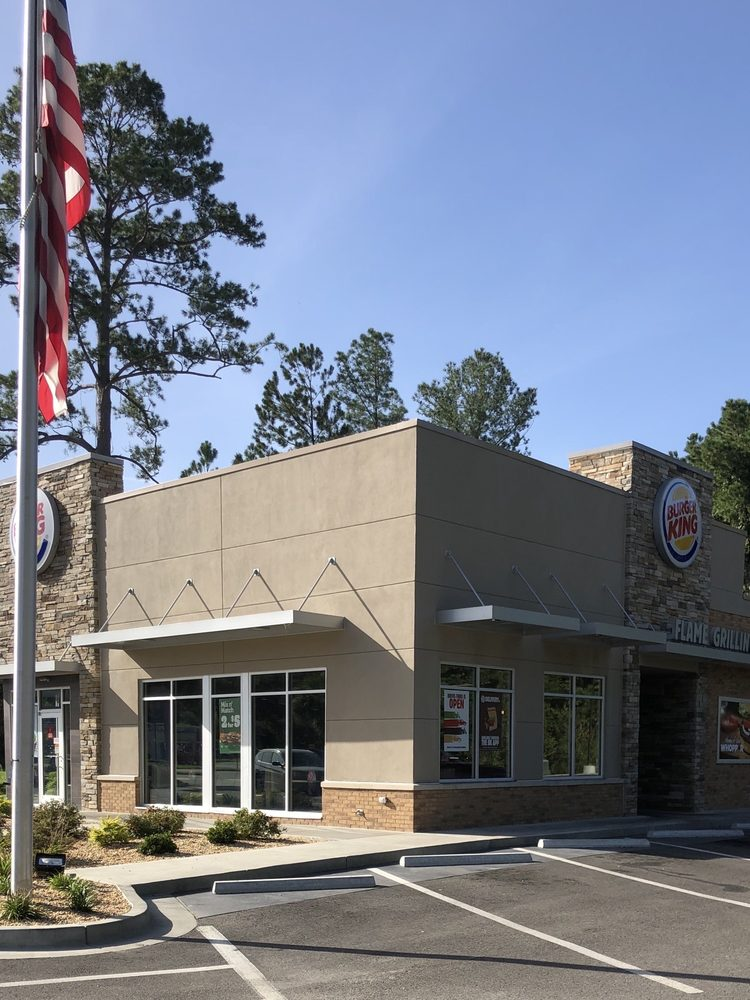 Burger King: 13704 E Oglethorpe Hwy, Midway, GA