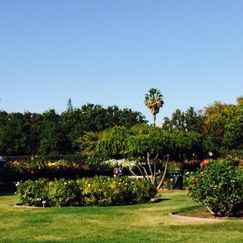 San Jose Municipal Rose Garden Last Updated June 2017