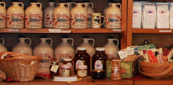 Lamothe's Sugar House: 89 Stone Rd, Burlington, CT