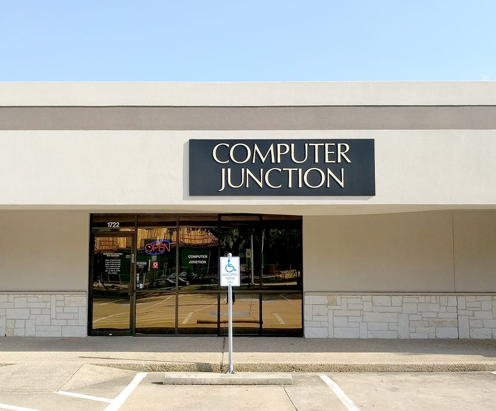 Computer Junction: 1722 N Greenville Ave, Richardson, TX