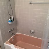 Photo Of Custom Tub And Tile Resurfacing Monrovia Md United States Before