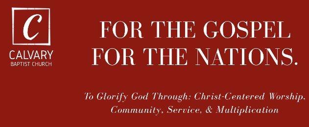 Calvary Baptist Church Sbc: 70 Highway 131, Odessa, MO