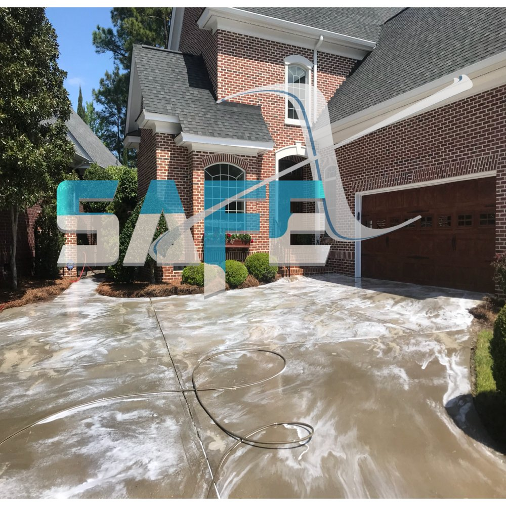 SafeX Safe Exterior Cleaning: Elgin, SC
