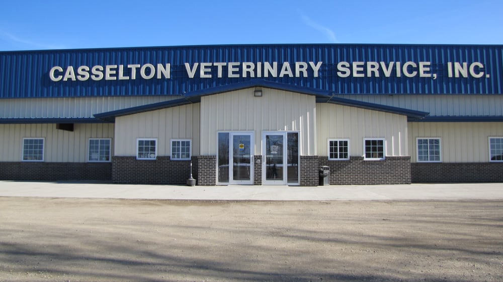 Casselton Veterinary Service: 910 Governors Dr, Casselton, ND