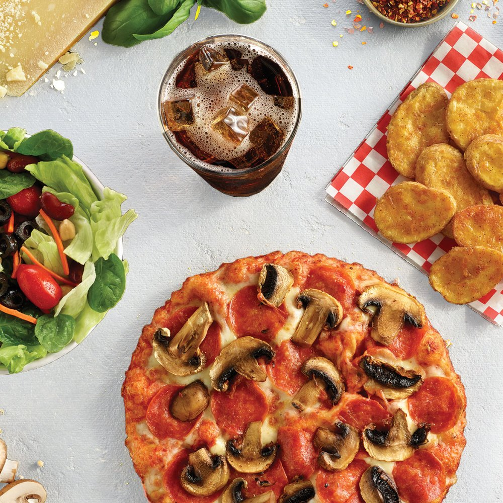 Shakey's Pizza Parlor: 39450 10th St W, Palmdale, CA