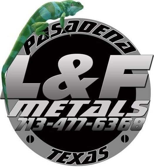L & F Metals: 1707 Red Bluff Rd, Pasadena, TX