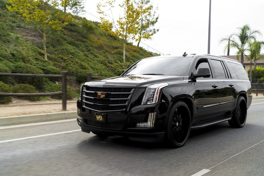plush inspired ultra unveils cadillac lexani escalade captain news h piano sky