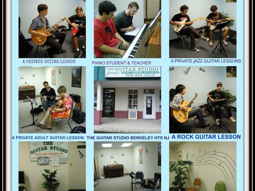 The Guitar Studio