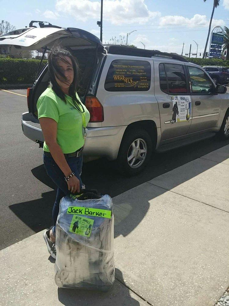 Wrap N' Fly: 5725 Tg Lee Blvd, Orlando, FL