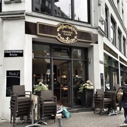 amber cafe 15 21 schaarsteinwegsbr cke 2 neustadt hamburg. Black Bedroom Furniture Sets. Home Design Ideas
