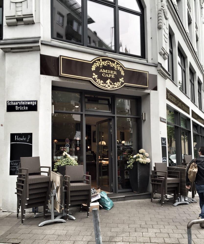 amber cafe 15 photos 18 reviews cafes schaarsteinwegsbr cke 2 neustadt hamburg. Black Bedroom Furniture Sets. Home Design Ideas
