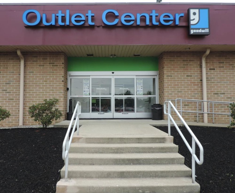 Goodwill Outlet Center & Donation Center: 3825 Hartzdale Dr, Camp Hill, PA