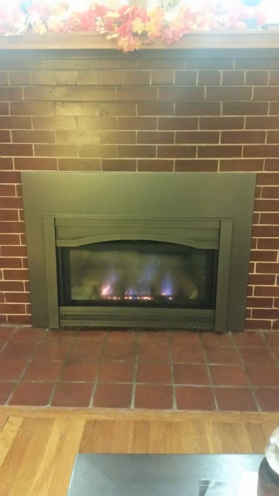 Fireplace Design natick fireplace : Thrilled with my new fireplace! 11/18/16 - Yelp