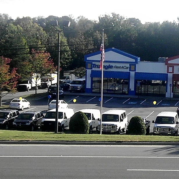 Triangle Rent A Car Car Rental 4208 Peachtree Rd