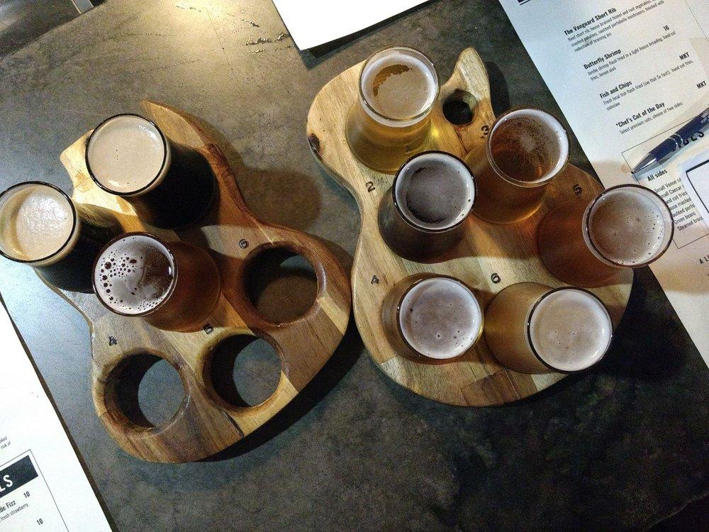 The Vanguard Brewpub & Distillery