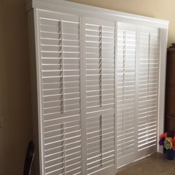 Photo Of Tucson Blinds And Shutters   Tucson, AZ, United States. White  Plantation