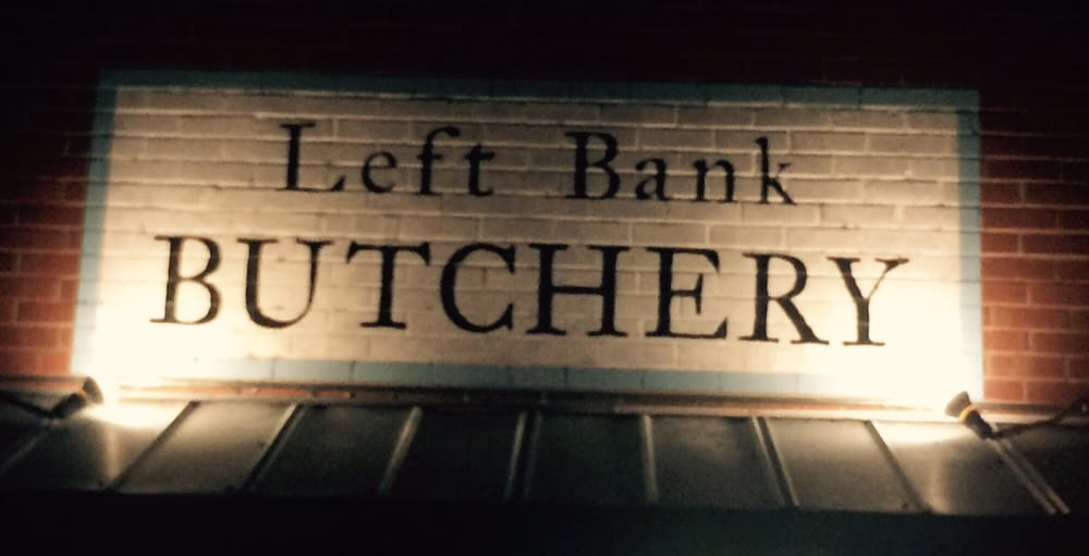 Left Bank Butchery: 1729 Saxapahaw Bethlehem Church Rd, Saxapahaw, NC