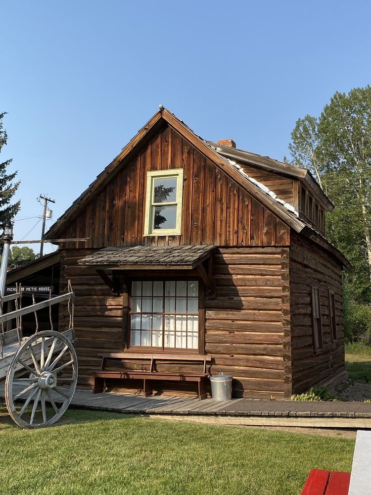 Old Trail Museum: 823 Main Ave N, Choteau, MT