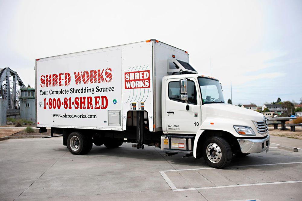 Shred Works - (New) 22 Photos & 119 Reviews - Shredding
