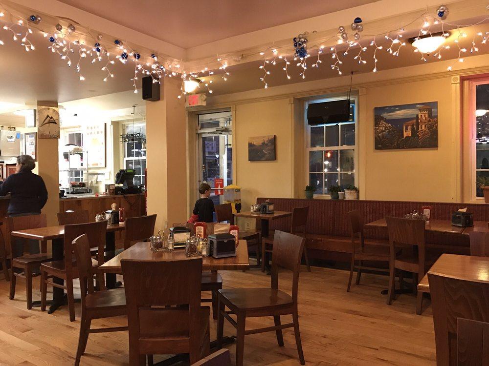 Restaurant interior yelp