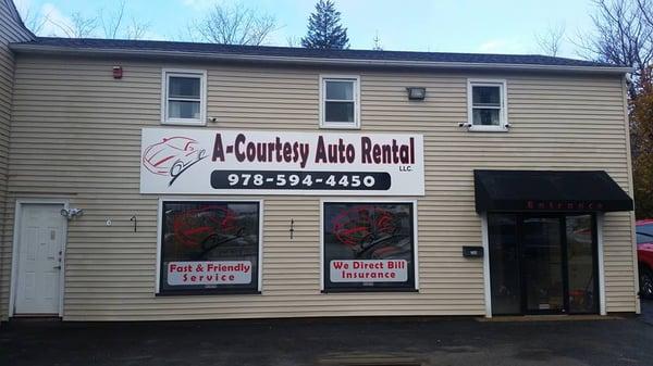 A Courtesy Auto Rental - Car Rental - 300 Highland Ave