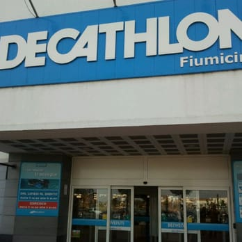 Decathlon roma da vinci orario
