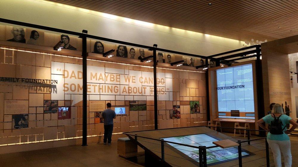 Bill & Melinda Gates Foundation Visitor Center