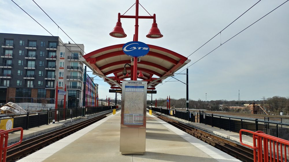 Lynx 36th Street Station
