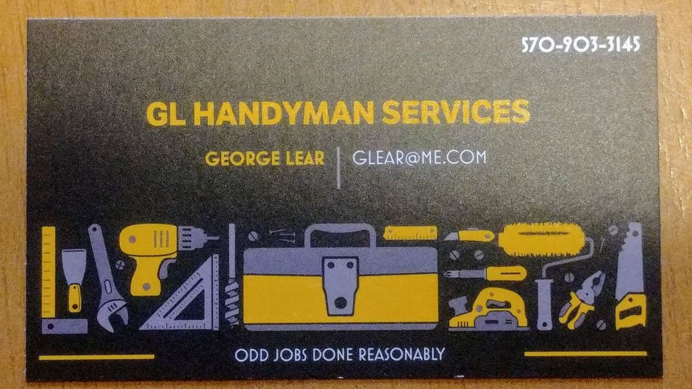 GL Handyman Services: South Abington Township, PA