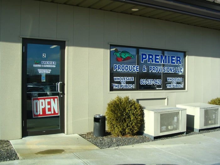 Premier Produce and Provisions: 1 Corporate Park Dr, Derry, NH