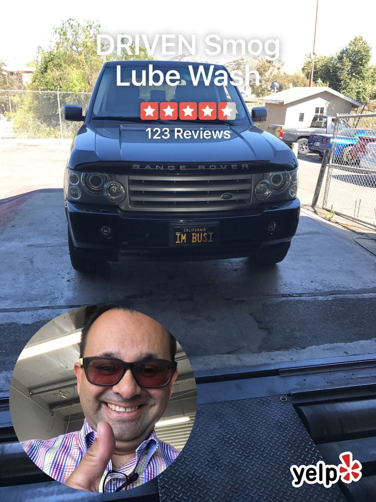 DRIVEN Smog Lube Wash: 29338 Roadside Dr, Agoura Hills, CA