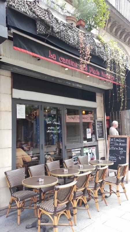 Restaurant Rue Etienne Marcel